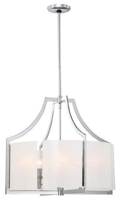 minka lavery 4396 77 clarte pendant light in chrome. Black Bedroom Furniture Sets. Home Design Ideas