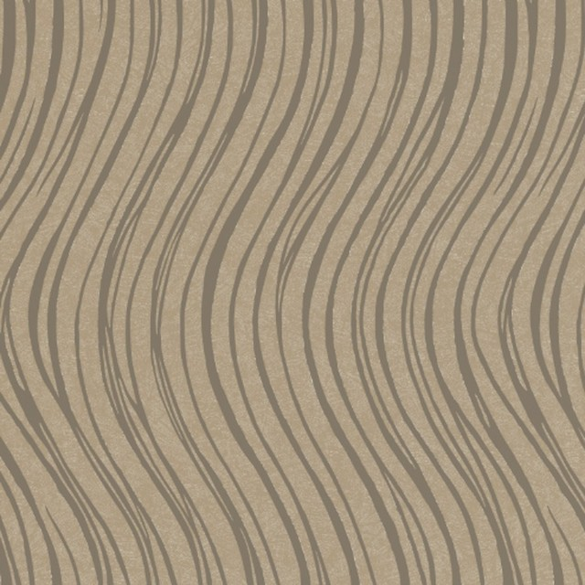 Modern taupe waves wallpaper r3641 sample contemporary for Modern wallpaper samples