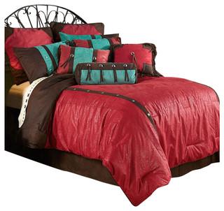 Cheyenne Comforter Set Southwestern Comforters And