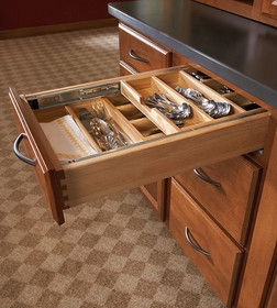 Shenandoah Cabinetry - Traditional - Kitchen Drawer Organizers - los ...