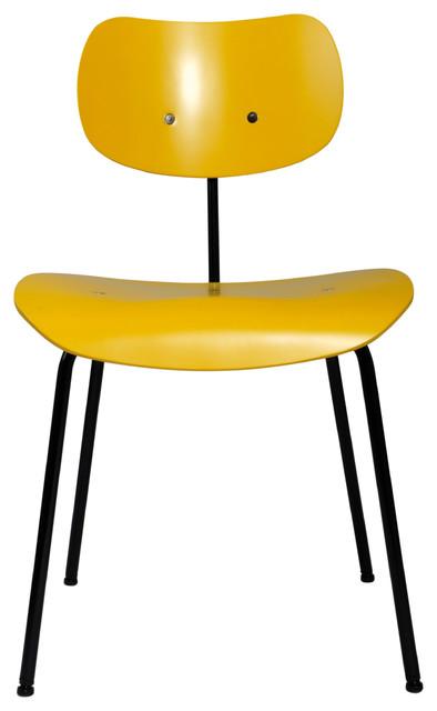 chaise se 68 industriel chaise de salle manger other metro par. Black Bedroom Furniture Sets. Home Design Ideas