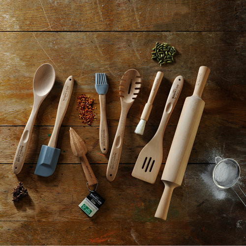 retro baking accessories traditional cooking utensils