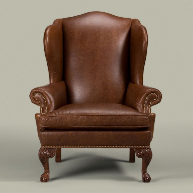 giles chair - Traditional - Armchairs And Accent Chairs - by Ethan Allen