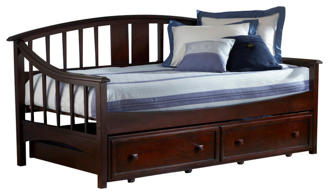 Hillsdale Alexander Twin Daybed With Trundle Drawer In