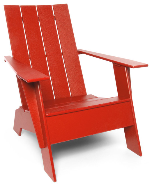 red adirondack chairs plastic 3