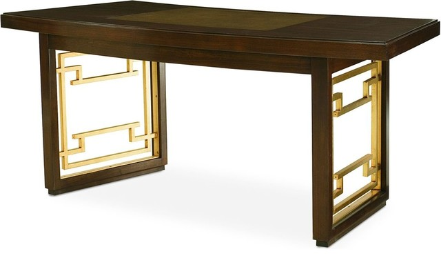 Century Furniture Elton Desk Transitional Desks And Hutches By
