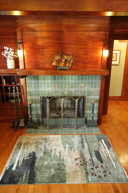 Custom tile and carpet in inglenook for Michaels arts and crafts virginia beach