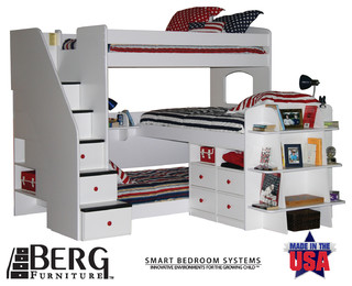 Berg Furniture Spring 2013 - Contemporary - Kids Beds - other metro ...