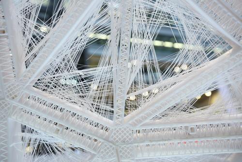 Vulcan Pavillon, Beijing Design Week 2015 (Detail)