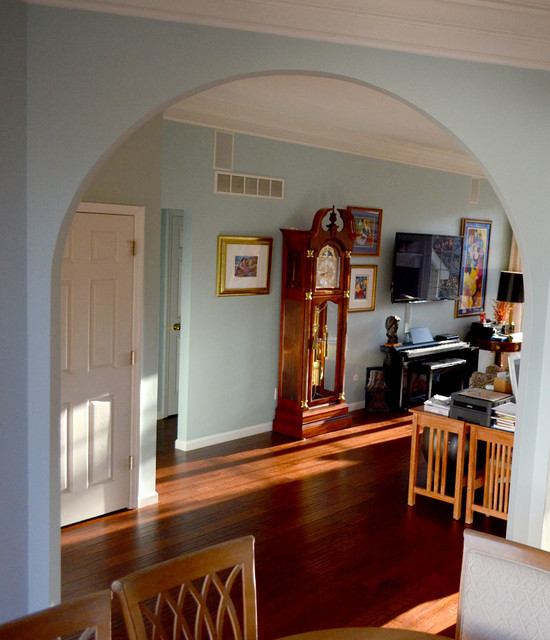 Foyer Interior Questions : Interior design arched entryway