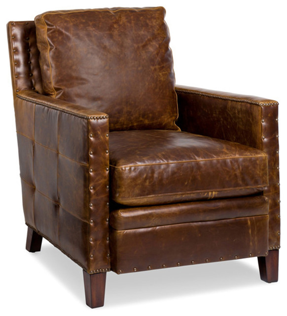 Randall Allan Elkhorn Chair Traditional Armchairs Accent Chairs By Seldens Furniture