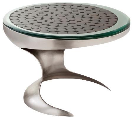 ramita branch junior coffee table transitional. Black Bedroom Furniture Sets. Home Design Ideas