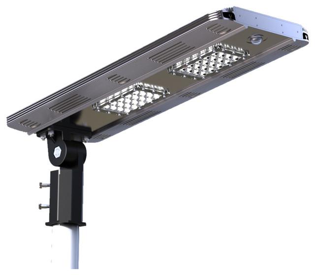 Solar Powered LED Street Parking Sensor Light