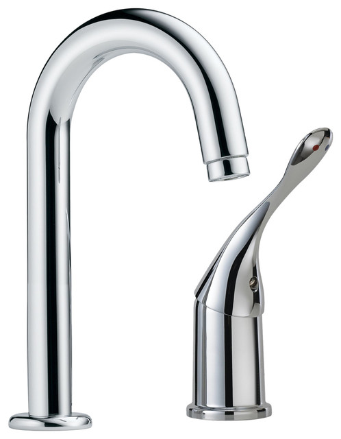 Delta Commercial 711lf Hdf Single Handle Utility Faucet