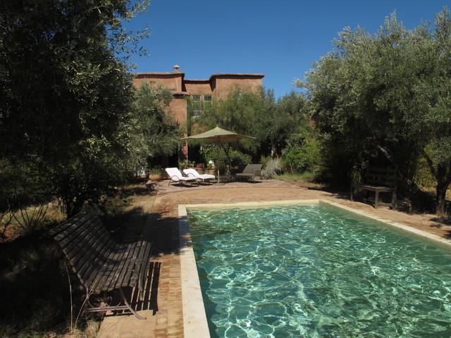 Cheminée Contemporain Villa Marocaine ~ Des Idées Novatrices sur la ...