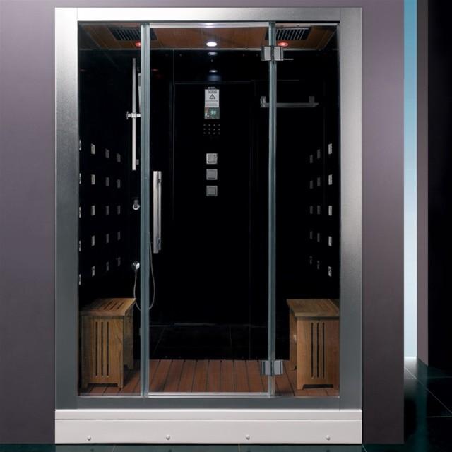 Steam Showers - Modern - Steam Showers - calgary - by Beauty Saunas and Baths