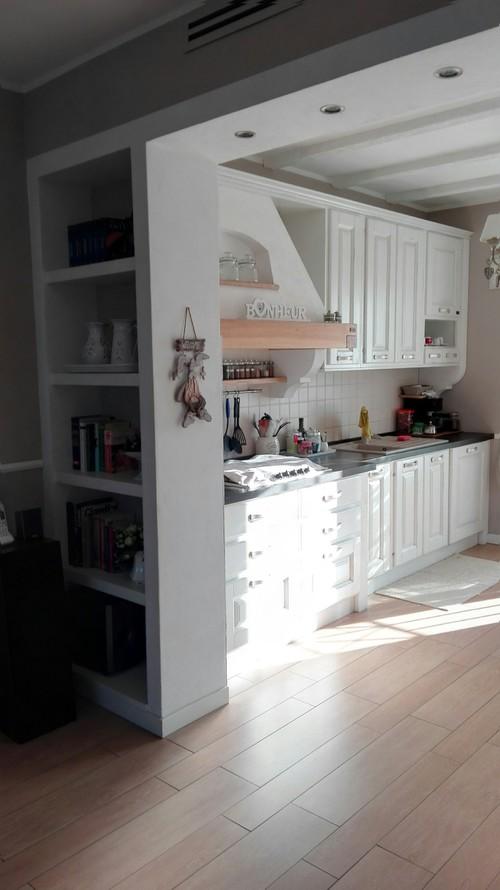 Dividere o unire cucina e soggiorno?