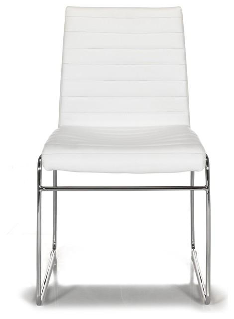 Reya chaise moderne contemporain chaise de salle for Mobilier de salle a manger contemporain