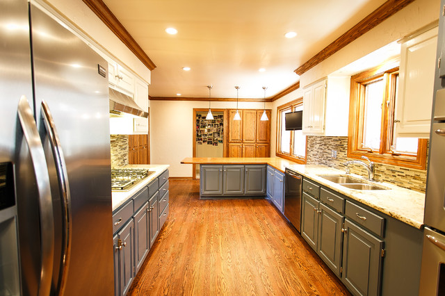 Kitchen Remodel Fayetteville Ar