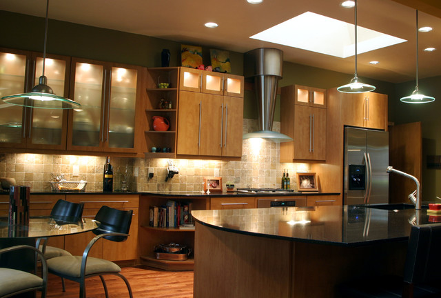 Dallas Woodstone Kitchen