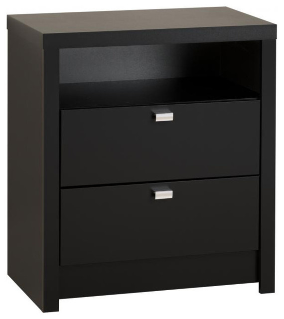 2 drawer tall nightstand contemporary nightstands and for Tall modern nightstands