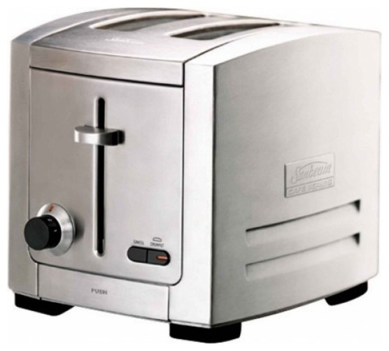 Sunbeam Cafe Series  Slice Toaster Review