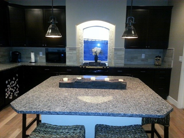 Phil Hansen Kitchen Remodel Contemporary Denver By Fort Collins Countertops