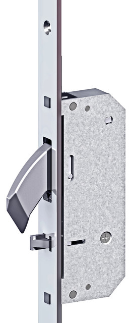 Automatic multipoint locking systems traditional door for Automatic door lock for home
