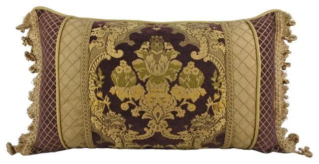 Decorative Victorian Pillows : Austin Horn Classics Elizabeth Pillow - Victorian - Decorative Pillows - by Sherry Kline, Austin ...