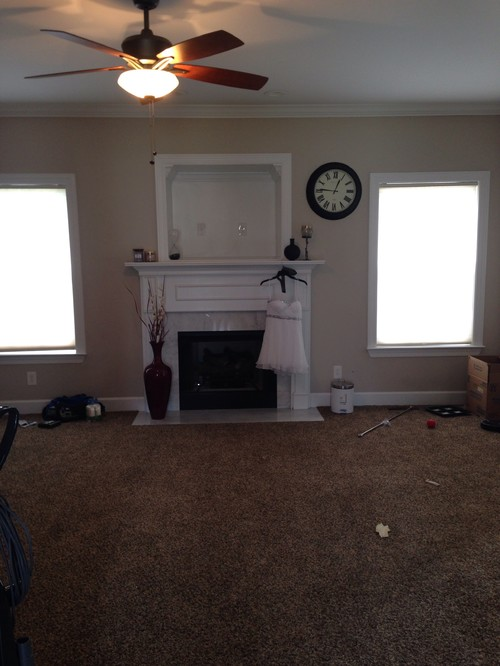 redecorating living room help