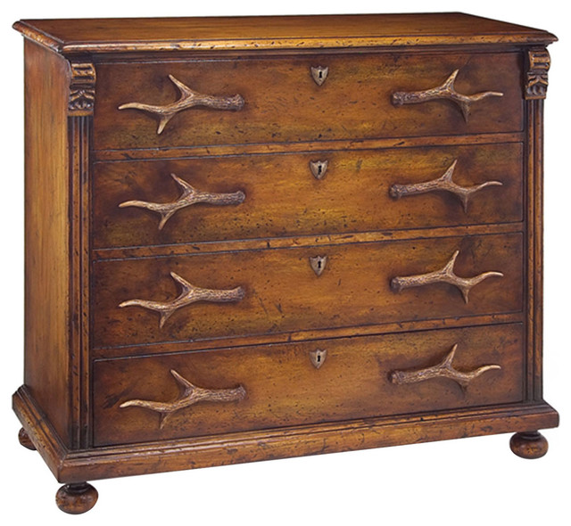 John Richard Antler Dresser Four Drawer EUR 01 0104
