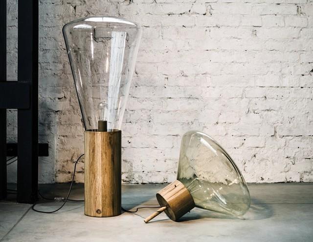 Huset muffin floor lamp contemporary floor lamps for Modern floor lamp melbourne