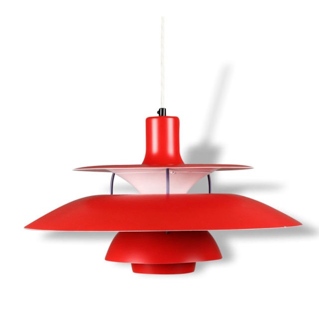 poul henningsen p h 5 scandinave suspension luminaire other metro par brocante lab. Black Bedroom Furniture Sets. Home Design Ideas