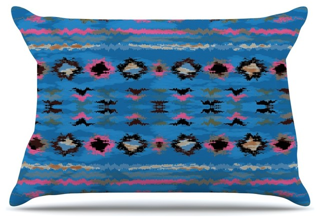 Southwestern Pillow Shams : Nina May