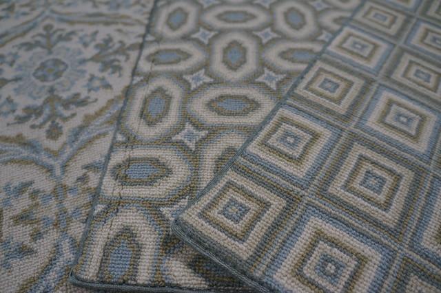 Patterned wall to carpet carpet vidalondon for Pattern wall to wall carpet