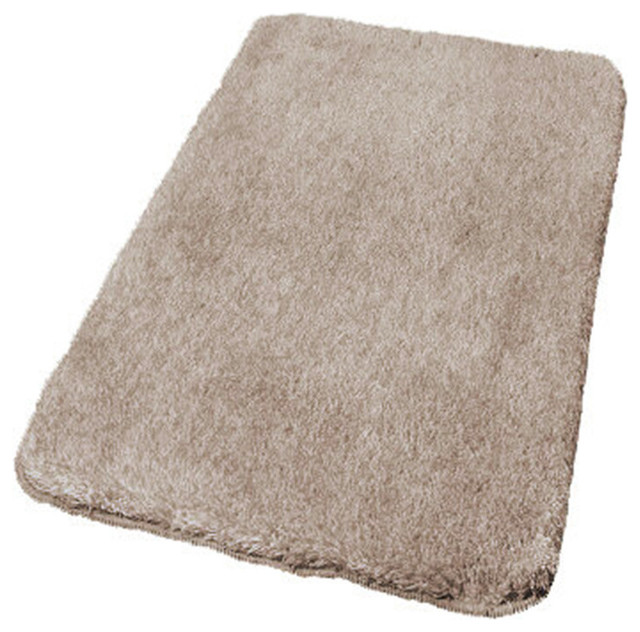 taupe contemporary non slip bathroom rugs relax