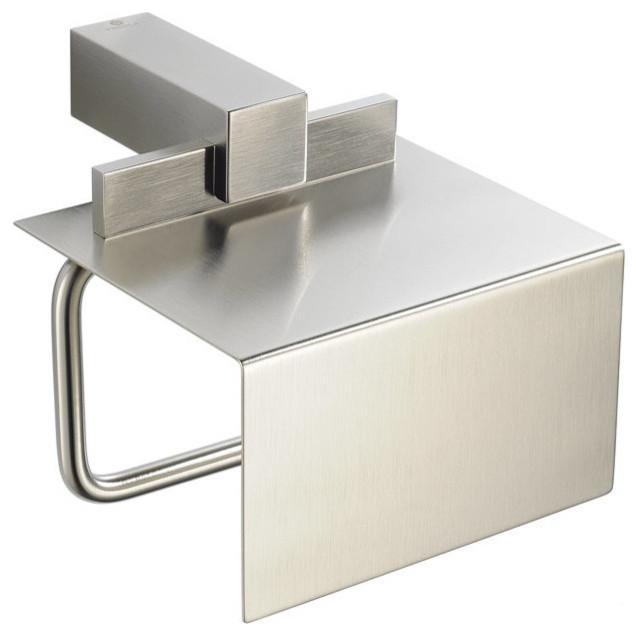 Fresca Ellite Toilet Paper Holder Chrome Contemporary Toilet Paper Hold