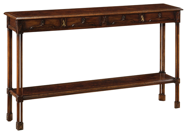Jonathan Charles Chippendale Gothic Console 493493