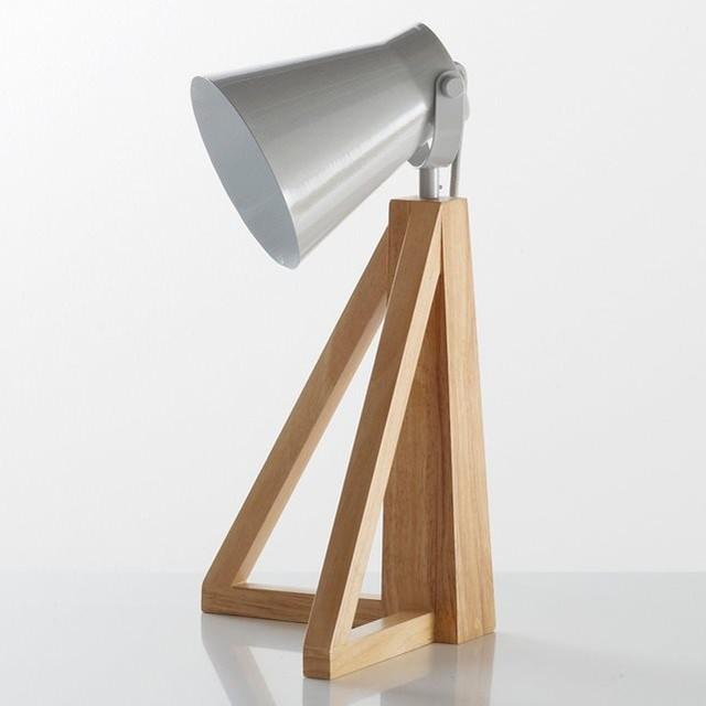 lampe poser design lida contemporain lampe de bureau par la redoute int rieurs. Black Bedroom Furniture Sets. Home Design Ideas