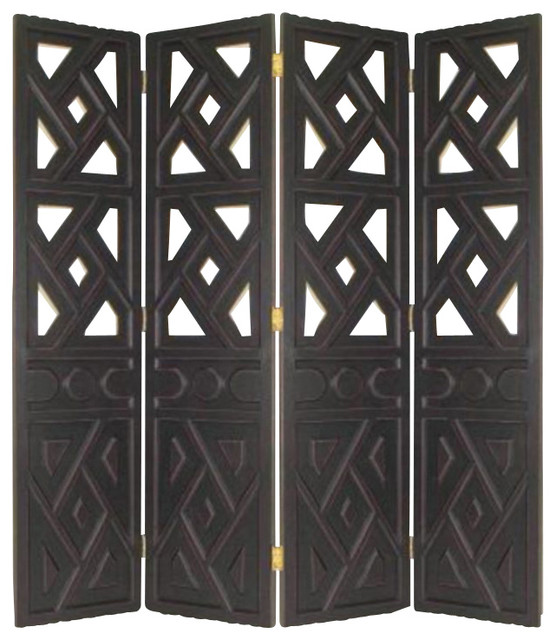 Wayborn Windmill Room Divider In Black Screens And Room Dividers By Cymax