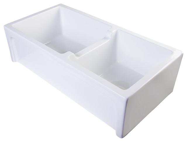 36 White Farmhouse Sink : ... 36
