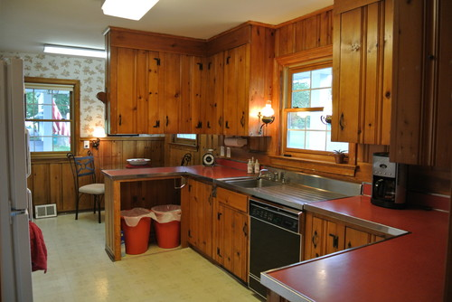 1950 S Kitchen Needs A Light And Airy Update