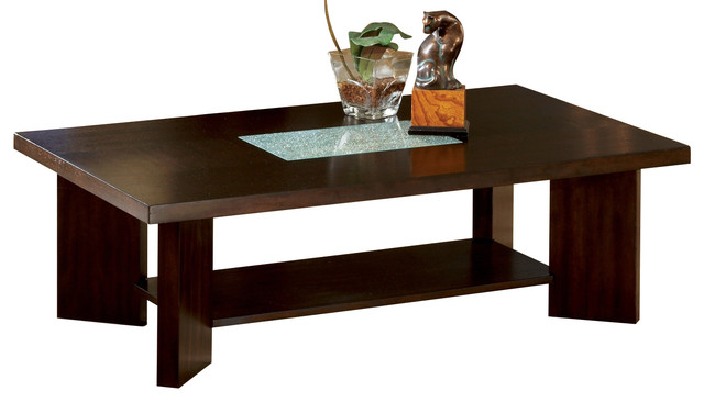 Steve silver delano cocktail table traditional coffee tables by beyond stores Traditional coffee tables and end tables