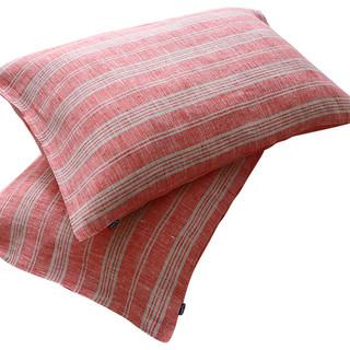 Jazz Pillow Case Red Standard Scandinavian