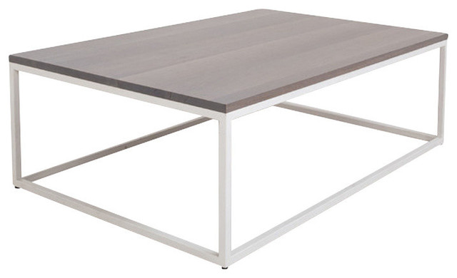 Essentials Rectangle Coffee Table Small Contemporary Coffee Tables