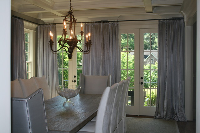 Curtains Dining Room - Home Design Ideas