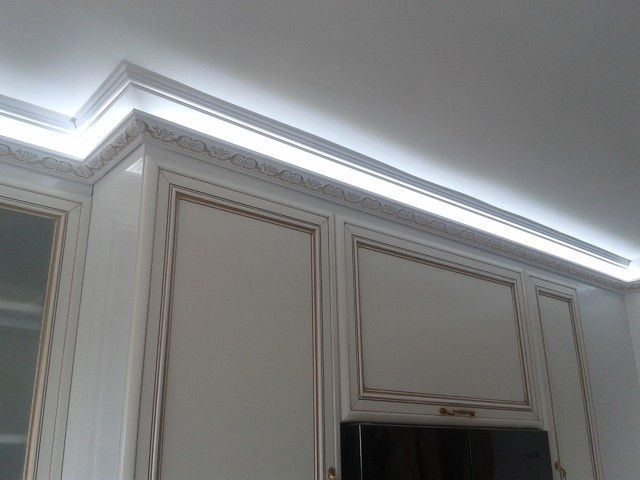 lighting cornice - Modern - Flush-mount Ceiling Lighting - other metro - by MCM LED SYSTEMS