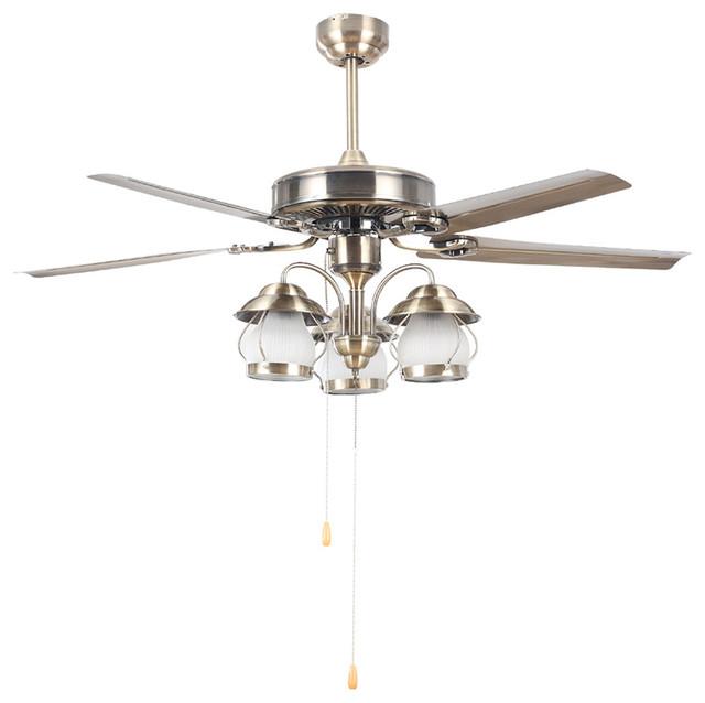Designer Interior 50 Quot Ceiling Fans Lighting Modern
