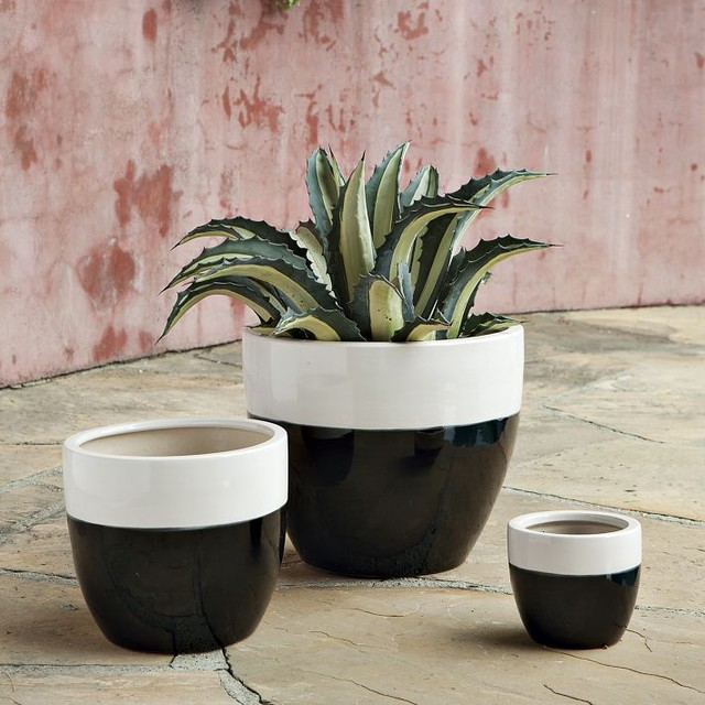Claude Planters, White  Contemporary  Indoor Pots And. Costco Bali Blinds. Deep Seated Sofa. Glass Dining Room Table. Grey Nursery. Foyer Light. Modern Townhouse. Kohler Shower Pan. Thunderbird Pools