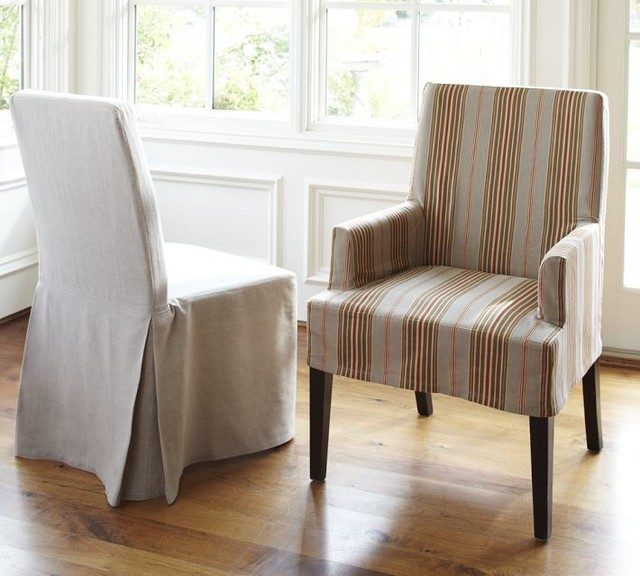napa chair slipcovers modern dining chairs by pottery barn. Black Bedroom Furniture Sets. Home Design Ideas